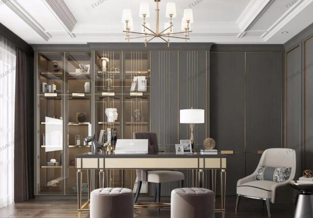 兔宝宝全屋定制:选择得当 创优雅居室空间 造适合自己的居住环境