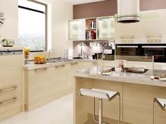 全屋定制 开放式厨房三种布局方式
